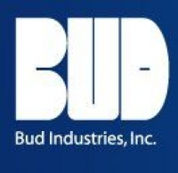 Bud Industries logo