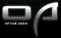 Option Audio logo